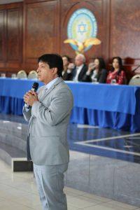 Mg. Oswaldo Basurto - Bienvenida
