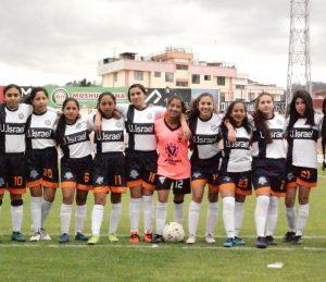Selección femenina UISRAEL