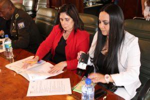 convenio SOS Mujeres