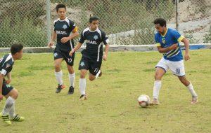 Jugadores del equipo de la UISRAEL