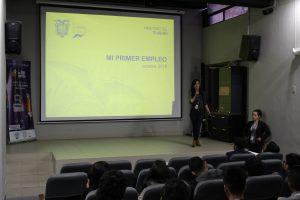 Representantes del Ministerio del Trabajo presentaron el proyecto: Mi Primer Empleo