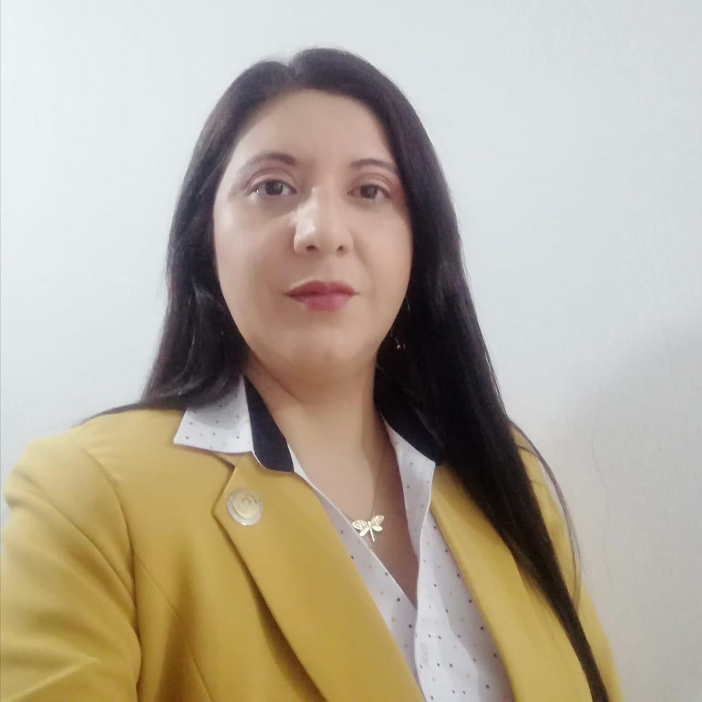 Mg. Patricia Albuja